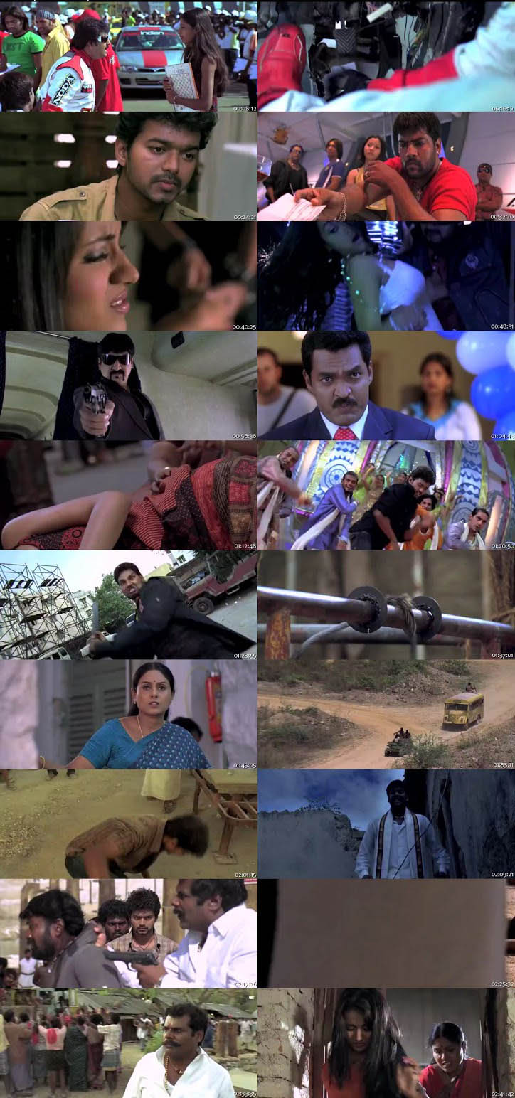 Kuruvi 2008 Hindi Dubbed