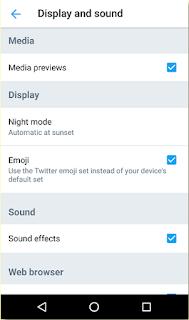 Cara Mengaktifkan Mode Malam di Twitter, Begini caranya