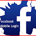 Facebook Login On Mobile Phone