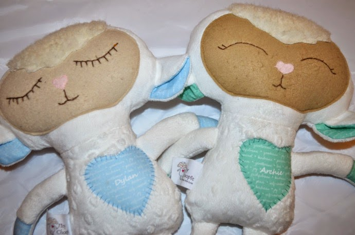 personalised newborn gifts