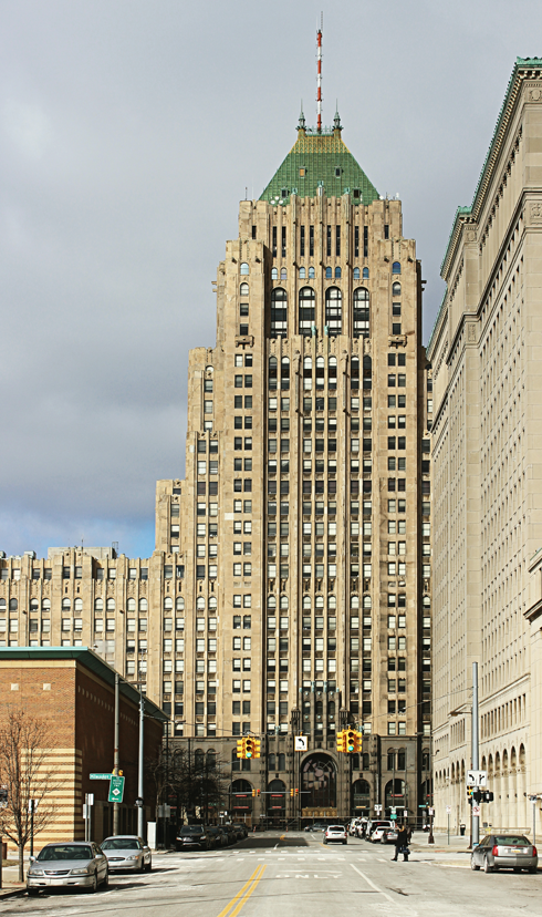 Fisher Building Detroit