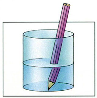 Refraction of Light Experiment: Can you bend a pencil? - Part 1