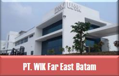 Lowongan Kerja Batam WIK Far East Batam