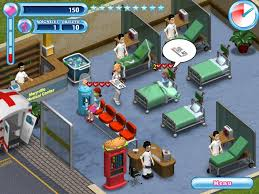 Download Games Hospital Hustle For PC Full Version ZGASPC
