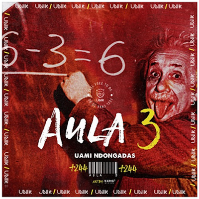 Uami Ndongadas - AULA 3 (Rap)