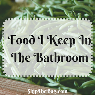 Common Kitchen Items that can be used in the bathroom for personal hygiene.