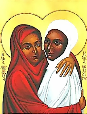 img STS. PERPETUA  & Felicity