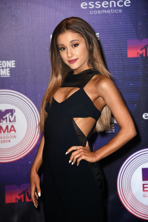 She is convinced vegan: Ariana Grande diet does not fit all