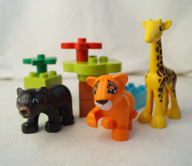 Lego Duplo Jungtiere aus aller Welt Tierbabys Forsa Studie 21st Century Skills
