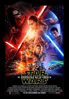Cartel: Star Wars: El despertar de la Fuerza (2015)