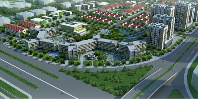 Green Link City Nhà ở xã hội Tiên Dương Đông Anh NOXH Green Link City chủ đầu tư