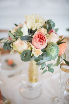 elizabeth-messina-floral-romantic-centerpiece-table-farmhouse-pink