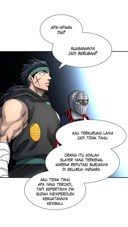Webtoon Tower Of God Bahasa Indonesia Chapter 478