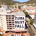 Did @Our_DA paid for #ZumaMustFall billboard in Cape Town's CBD?