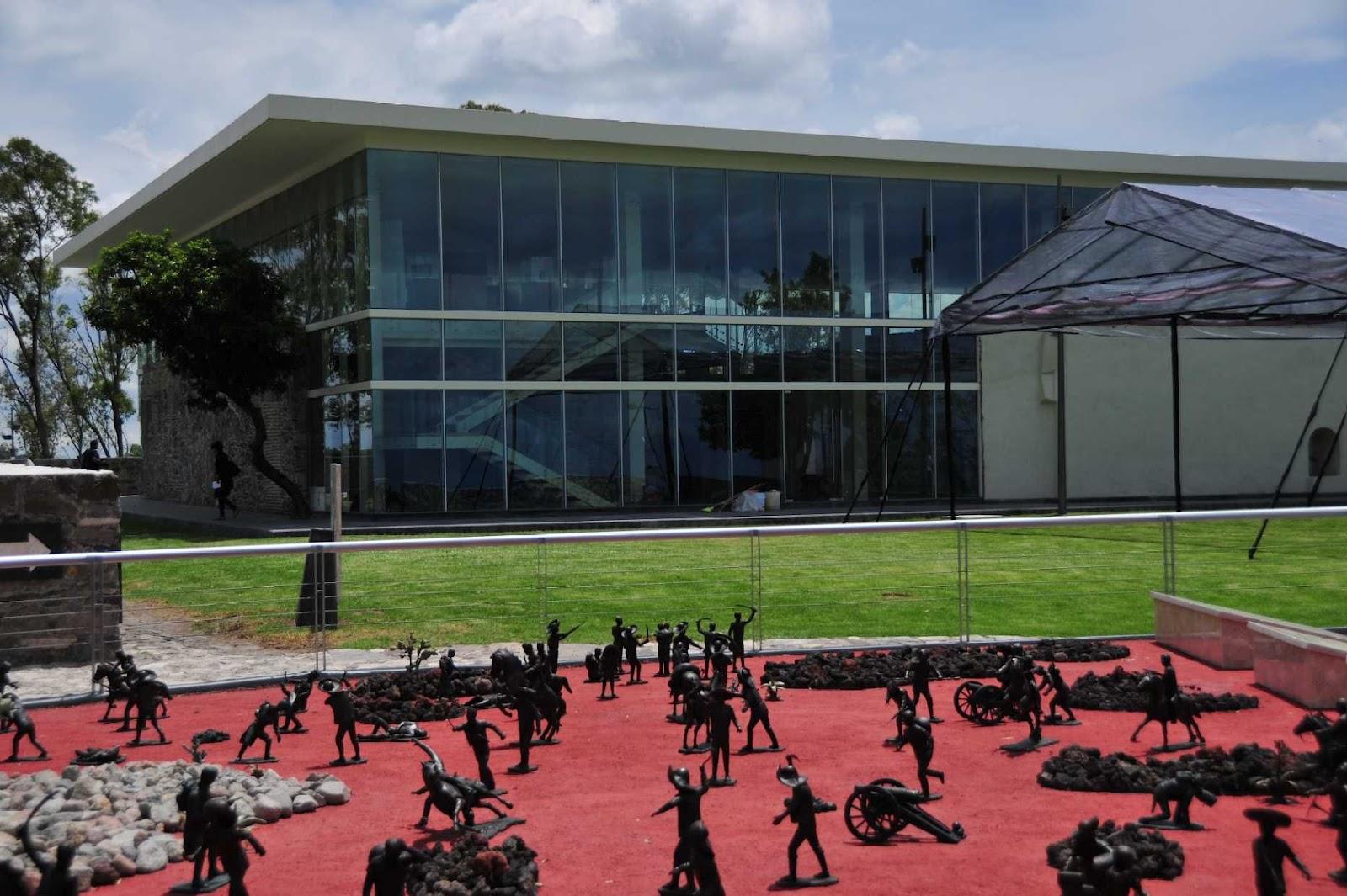 Museo de Sitio, Fuerte de Guadalupe