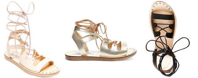 Steve Madden Rella Flats $40 (reg $79) - you can also pick these up at Amazon for $35 to $80 depending on size/color