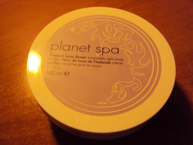 Avon planet SPA recenzja kosmetyków