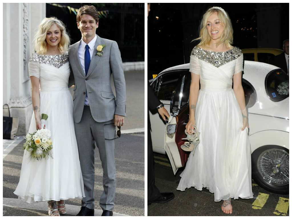 Fearne Cotton Married Jesse Wood Last Friday And How Beautiful Did She Look They In London Had The Reception At Kew Gardens Where Were