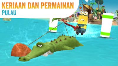 Minions Paradise Mod Apk Abdroid Terbaru