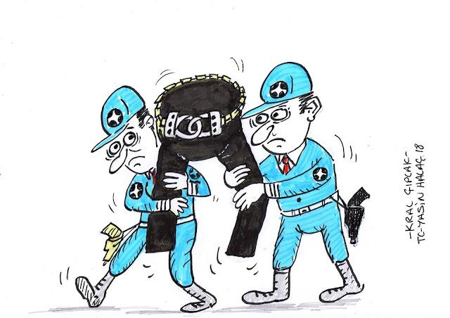 ismail devrim pantolon karikatür