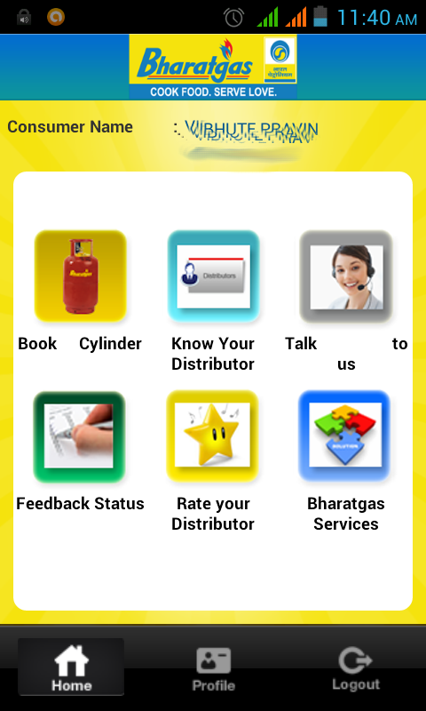 bharat-gas-cylinder-booking-on-mobile