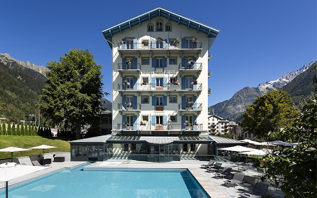 Hotel Mont Blanc, Chamonix, France, review