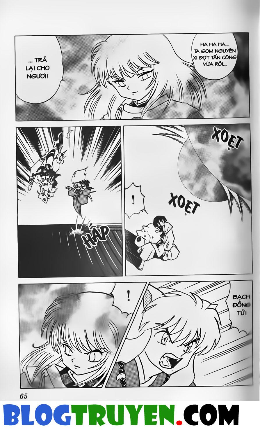 Inuyasha vol 36.4 trang 8
