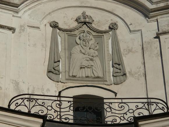 Бердичів. Костел Непорочного Зачаття Марії