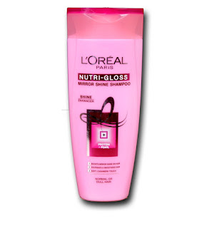 LOREAL PARIS NUTRI GLOSS SHAMPOO 175 ML