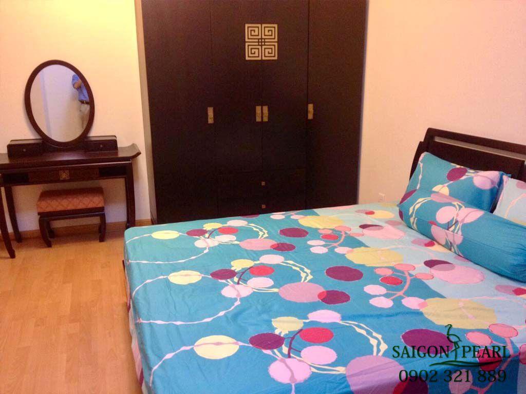 Cho thuê căn hộ Saigon Pearl quận Bình Thạnh giá rẻ - 4