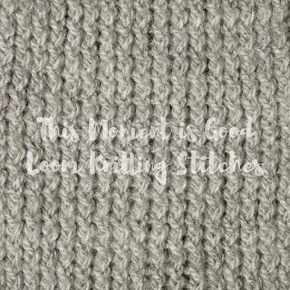 E-wrap Knit
