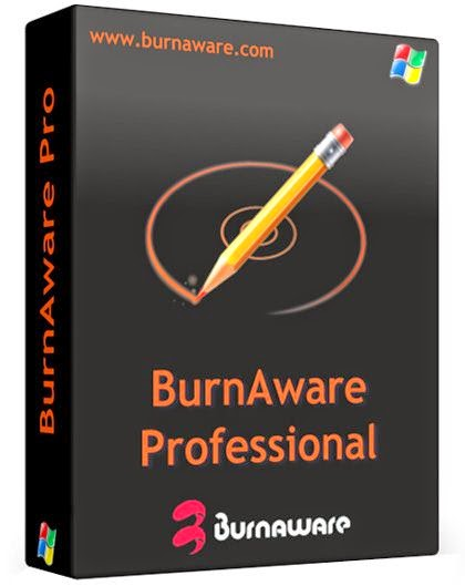 BurnAware Professional 7.7 + Free