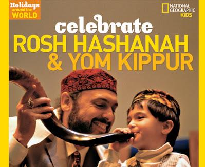anak-anak yahudi israel merayakan Yom Kippur