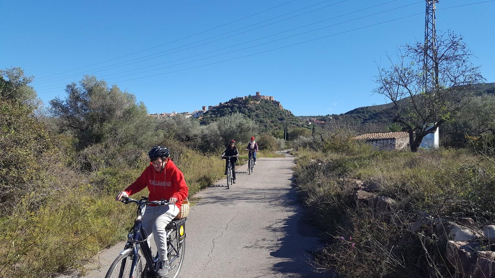 Cycling in Castellón - onyour.bike