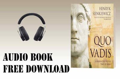 Quo Vadis Henryk Sienkiewicz audio book free download