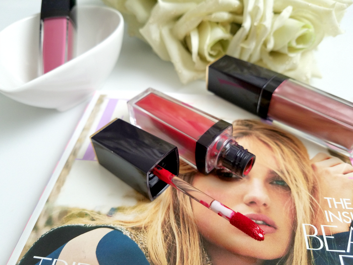 Review & Swatches: Estée Lauder - Pure Color Envy Paint-On Liquid Lipcolor - Applicator - Applikator