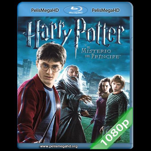 HARRY POTTER Y EL MISTERIO DEL PRÍNCIPE (2009) FULL 1080P HD MKV ESPAÑOL LATINO
