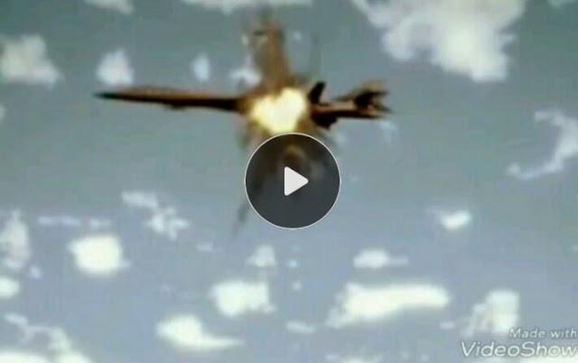"""Ini Dia Video Propaganda Yang Buat Amerika Terbakar """"Kapal Induk dan Jet Pembom AS Diserang Korut"""""""