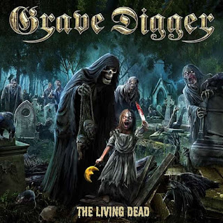 "Το video των Grave Digger για το ""The Power Of Metal"" από το album ""The Living Dead"""
