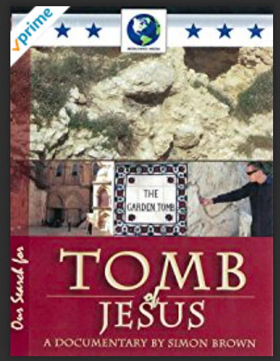 Tomb of Jesus by Simon Brown.