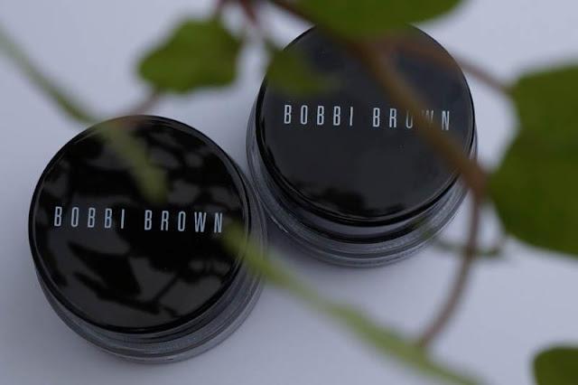 Bobbi Brown Gel Eyeliner Ivy Shimmer Ink Amp Granite Ink
