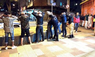 Guarda Municipal e Polícia Militar intensificam trabalho para coibir ações de flanelinhas em Juiz de Fora (MG)