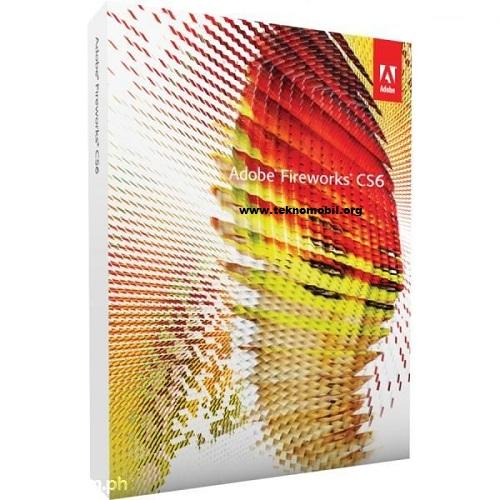 Adobe Fireworks CS6 Türkçe Full