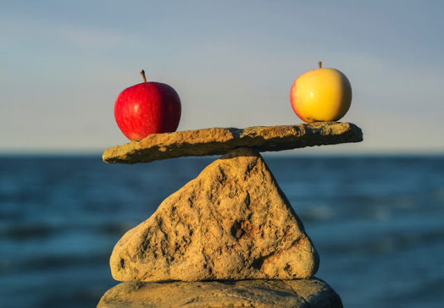 """""""Estar en equilibrio"""""""