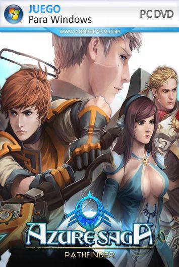 Azure Saga Pathfinder PC Full