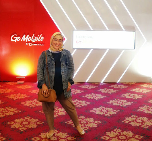 No More No, Just Go Mobile: Grand Launching the New Go Mobile by CIMB Niaga