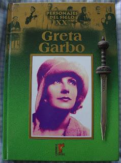 Portada del libro Greta Garbo, de varios autores