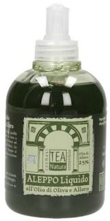Top  e Flop Marzo Aprile  Ecobio Edition  sapone aleppo liquido tea natura