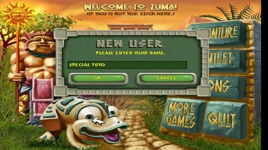 Zuma Deluxe PC Game