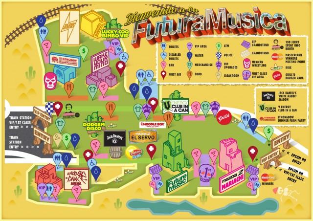 Marketing Plan for Festivals